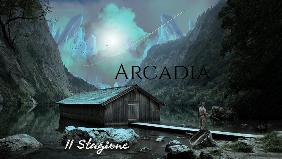 arcadia II-locandina