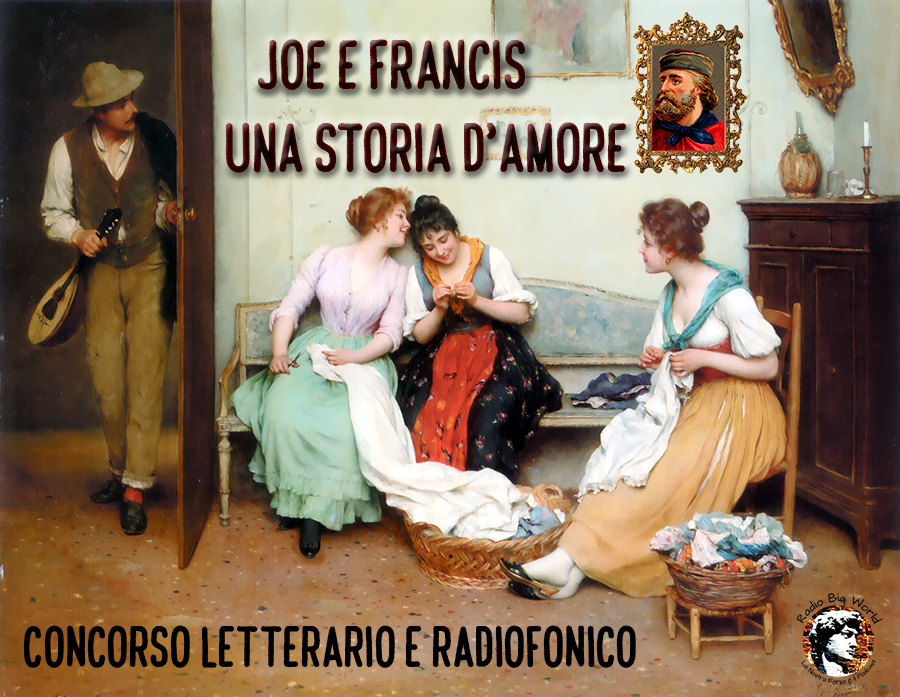 Joe e Francis - Locandina