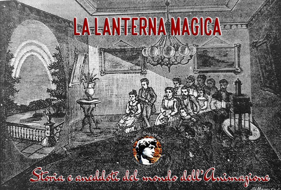 Lanterna magica locandina